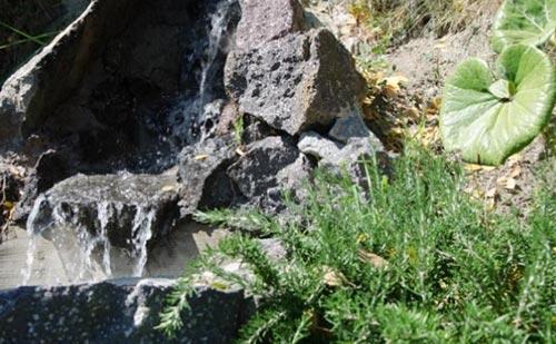 parco delle ninfe nitrodi barano d'ischia