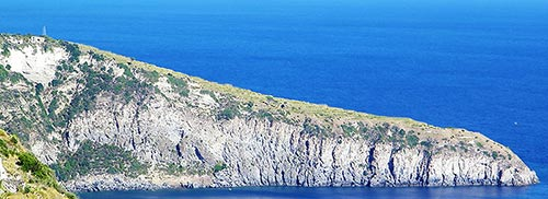 sentiero delle baie barano d'ischia